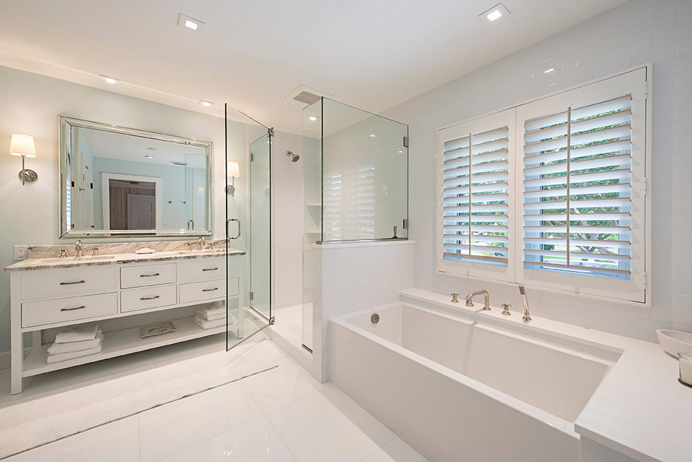 Bathroom Cabinets Naples High Tide Cabinetry Design SW Florida - Bathroom cabinets naples fl